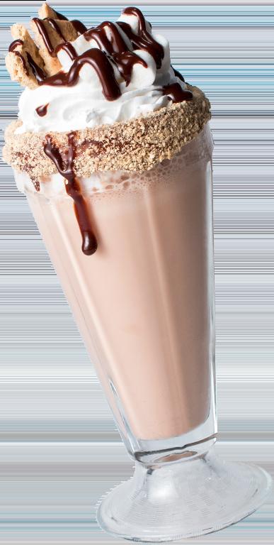 Milkshake Smores